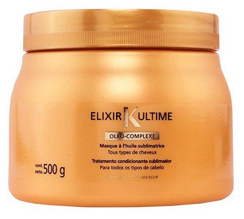 Kérastase Elixir Ultime Óleo-Complexe Máscara 500g