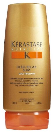Kérastase Nutritive Oléo-Relax Slim - Leave-in Redutor de Volume 200ml