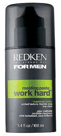 Redken for Men Molding Paste Work Hard - Pasta 100ml
