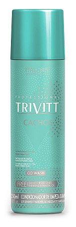 Itallian Trivitt Cachos Condicionador de Limpeza Suave Co Wash 250ml