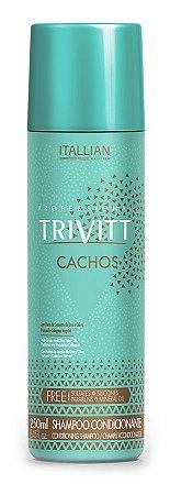 Itallian Trivitt Cachos Shampoo Condicionante 250ml