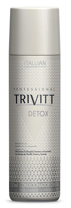 Itallian Trivitt Detox Condicionador Cristal 250ml