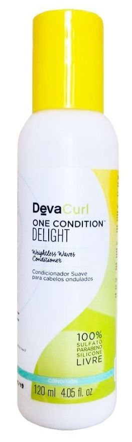 Deva Curl Delight  One Condition 120 ml