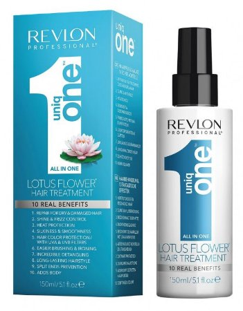 Uniq One 1 Leave-in Spray Revlon Profissional Flor Lotus - 150ml