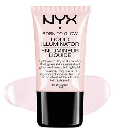 NYX Liquid Illuminator Born to Glow LI01 Sunbeam