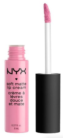 Nyx Gloss Soft Matte Lip Cream - SMLC13 Sydney