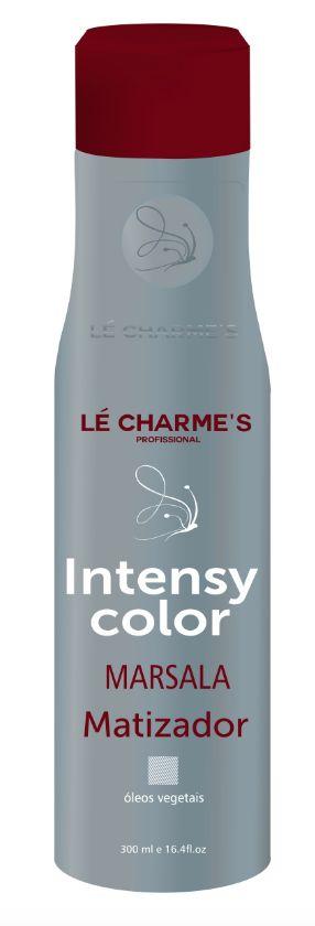 Le Charmes Matizador Intensy Color Marsala 300ml