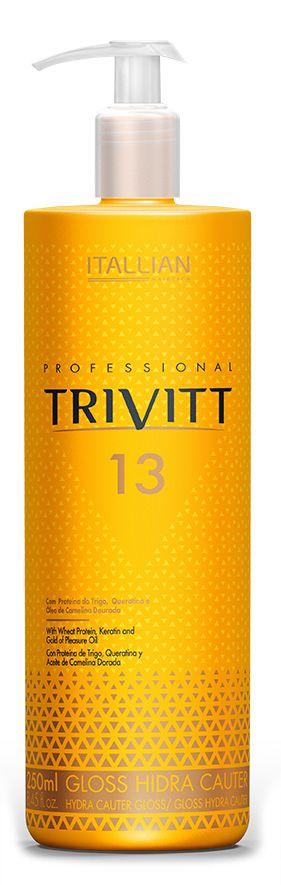 Itallian Trivitt 13 Gloss Hidra Cauter Cauterização - 250ml