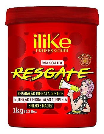 ILike Resgate Máscara Super Reparadora - 1kg
