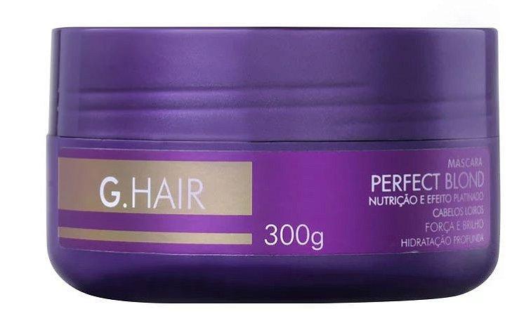 Ghair Perfect Blond Home Care - Máscara 300g (+ Brinde)