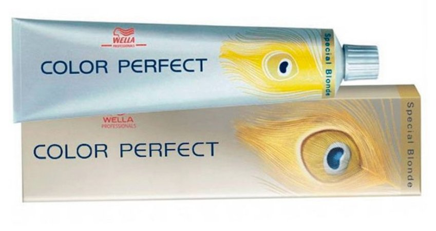 Tintura Wella Color Perfect 12/1 Louro Cinza Especial - 60g
