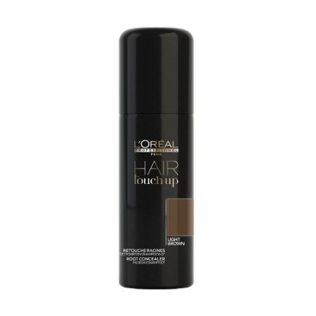 Loreal Hair Touch Up Light Brown Corretivo Instantâneo Spray 75ml