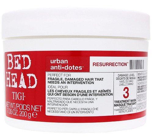 Tigi Bed Head Urban Anti Dotes Ressurrection Máscara 200g