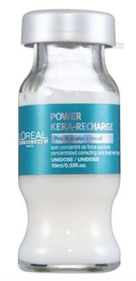 Loreal Ampola Pro-Keratin Power Dose Kera-Recharge - 10ml