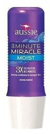 Aussie 3 Minute Moist Miracle Mascara Hidratação - 236ml