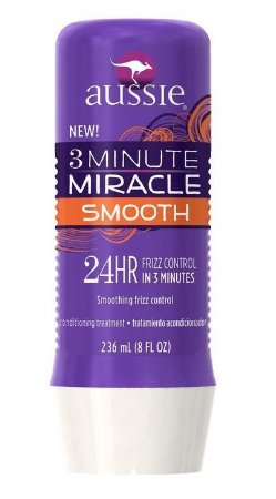 Aussie 3 Minute Smooth Mascara Anti Frizz - 236ml