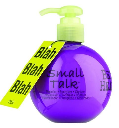 Tigi Bed Head Small Talk 3 Em 1 Leave-in p/ Finos e Ralos - 200ml