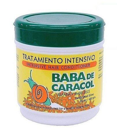 Baba de Caracol Mascara Reparação Intensiva 480g