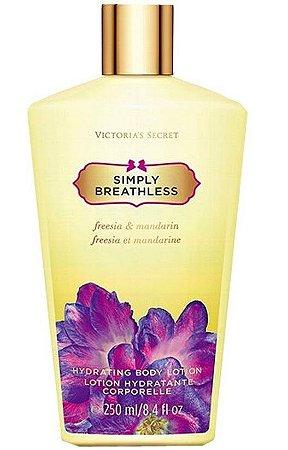 Hidratante Victorias Secret Lotion Simply Breathless 250ml