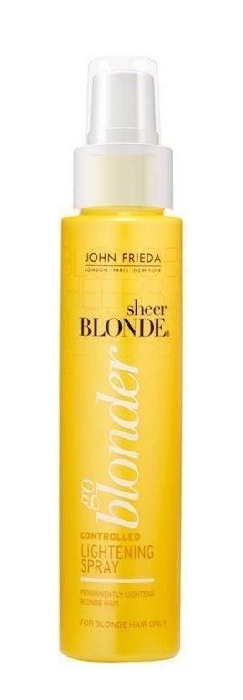 John Frieda Sheer Blonde Go Blonder - Spray Clareador Loiros