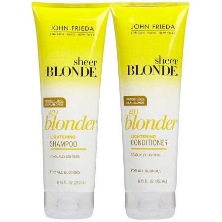 John Frieda Sheer Blonde Go Blonder Lightening Kit Duo