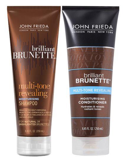 John Frieda Brilliant Brunette Revealing Moisturising - 250ml