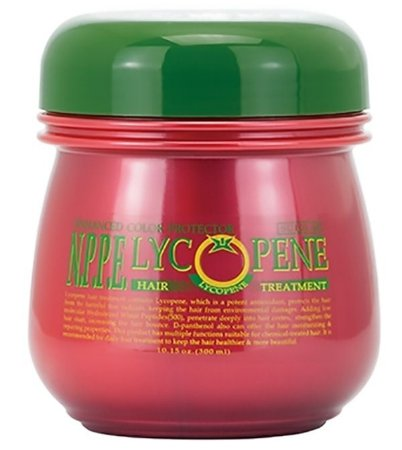 Nppe Lycopene Hair Treatment Mascara p/ Crespos e Cacheados  - 300ml
