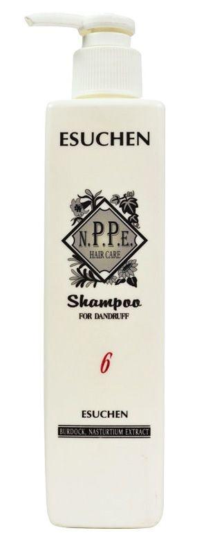 Nppe Shampoo Anti Caspa Herbal Nº 6 Dandruff - 250ml