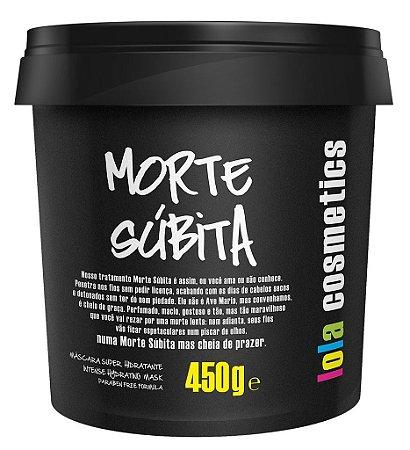 Lola Morte Subita Máscara Super Hidratante 450g (+ Brinde)