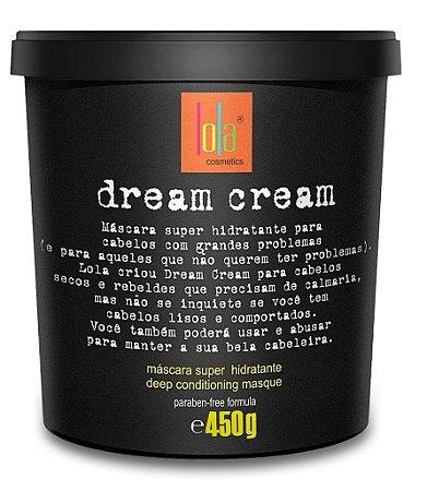 Lola Dream Cream 450g Máscara Reconstrutora