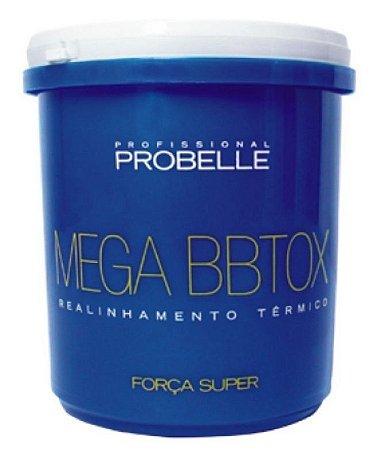Probelle B.tox Capilar Mega Super Realinhamento Profissional 1Kg (+brinde)