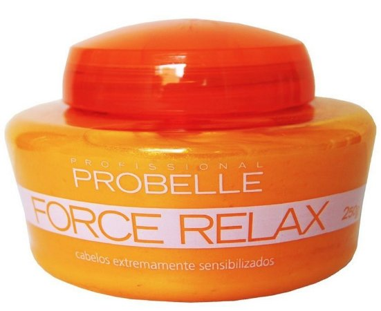 Probelle Force Relax Mascara Densificadora Reconstrutora 250g