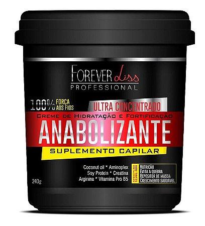 Forever Liss Anabolizante Capilar Força e Nutrição 240g