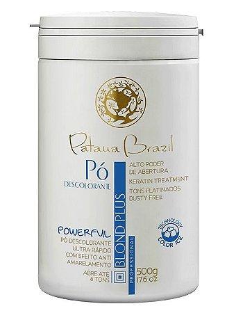 Pataua Brazil Blond Plus Powerful Po Descolorante Profissional 500g