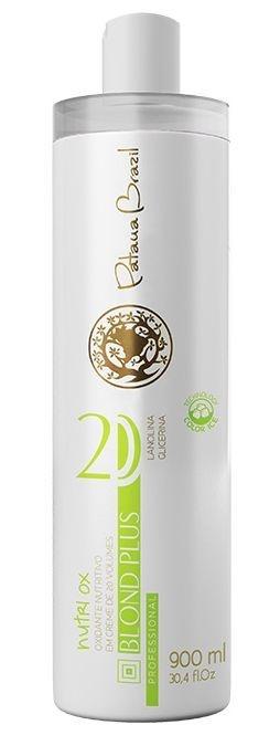 Pataua Brazil Blond Plus Nutri Ox 20 Vol Profissional 900ml