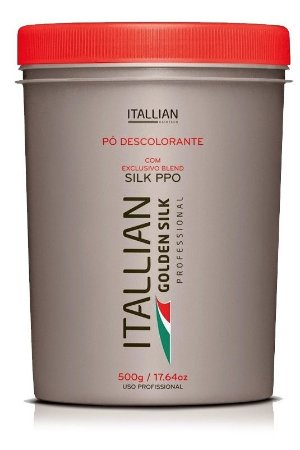 Itallian Pó Descolorante Golden Silk  500g
