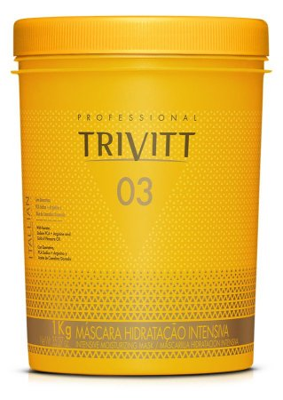 Trivitt Mascara 1 Kilo Hidratação Itallian Profissional