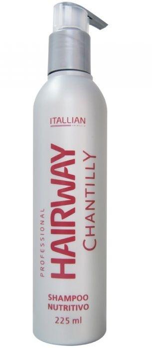 Itallian Hairway Chantilly Shampoo Nutritivo 225ml