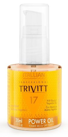 Itallian Trivitt 17 Óleo Toque Seco Power Oil 30ml