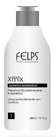 Felps Shampoo Antirresíduo Xmix 300ml
