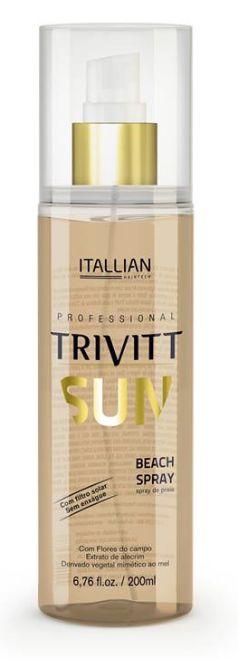 Itallian Trivitt Sun Beach Spray c/ Filtro Solar Capilar