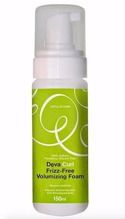 Deva Curl Frizz-free Volumizing Foam - Mousse Antifrizz 150ml