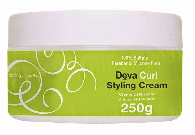 Deva Curl Styling Cream Creme Estilizador - 250g