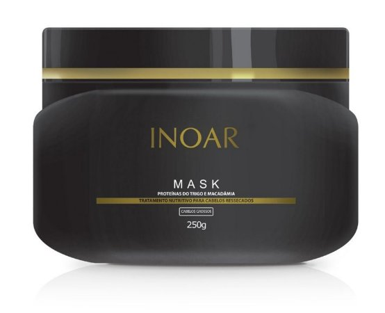 Inoar Mask Mascara Tratamento p/ Cabelos Grossos 250g (+ Brinde)