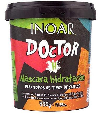 Inoar Doctor Máscara Hidratação 450g (+ Brinde)