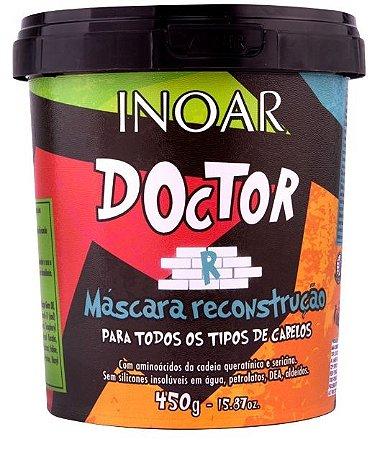 Inoar Doctor Máscara Reconstrução 450g (+ Brinde)