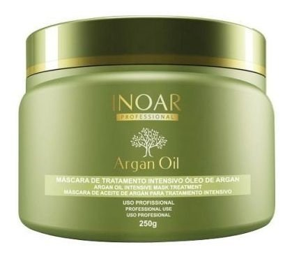Inoar Argan Oil Máscara Tratamento Intensivo 250g