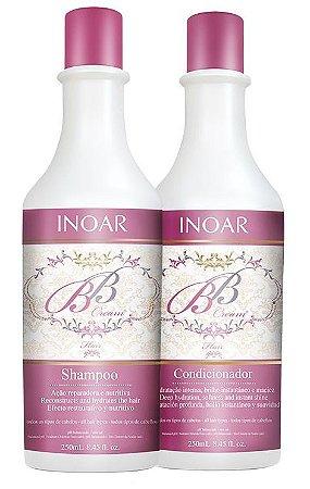 Inoar BB Cream Kit Duo Shampoo + Condic. (2 x 250ml)