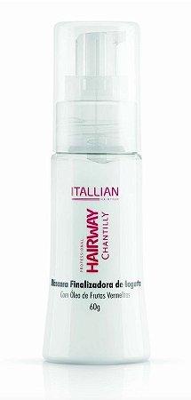 Itallian Hairway Chantilly Máscara Finalizadora De Iogurte - 60g
