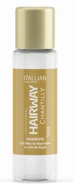 Itallian Hairway Chantilly Ampola Monodose 10ml